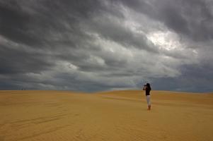 Пустинен ангел