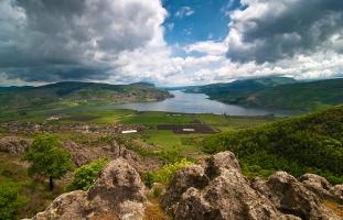 Пейзаж от Родопите