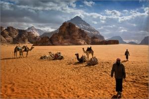 Пустинни полета