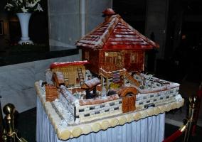 Кодледна къщичка от захар (сладко изкушение 2)