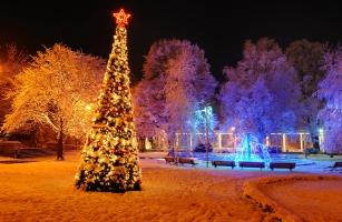 Коледа в Хисаря