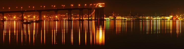 Coronado Bridge - San Diego, CA