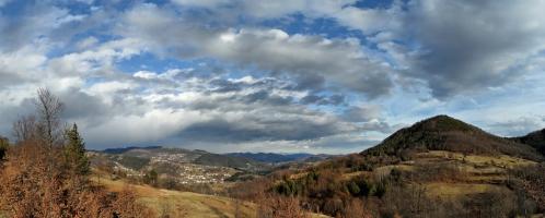 поглед от Родопите
