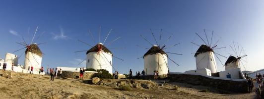 Вятърните мелници