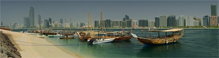 Абу Даби - паралели