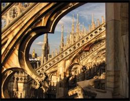 Il Duomo - детайли