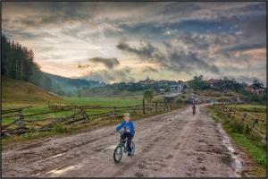 Lance Armstrong от Медени поляни