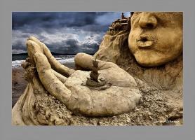 Част-VIII от Пясъчни фигури - гр. Бургас
