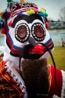 лица и маски от фестивала