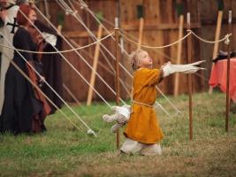 Средновековен танц с мече