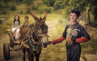 Разходка с колесница