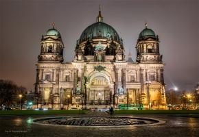 Берлинската катедрала,Германия