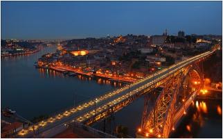 Ponte de D. Luís - Порто