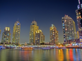 ДУБАЙ 20-Dubai Marina