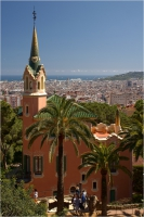 Барселона - къщичка на Гауди