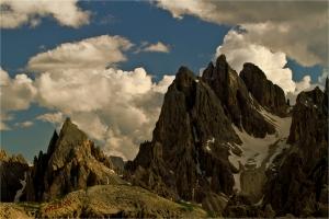 От Илийчо Да нацепиш момента... Photo by Илийчо Sesto Dolomites nature park in Italy — в Italy.