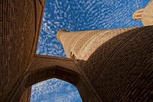 Самарканд - стълба към небето