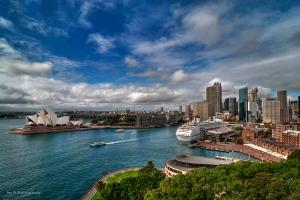 Sydney (по-голяма в редакция)
