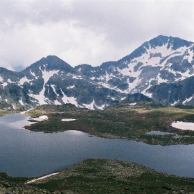 Pirin - Tevno ezero, Kamenitza i Malka Kamenitza