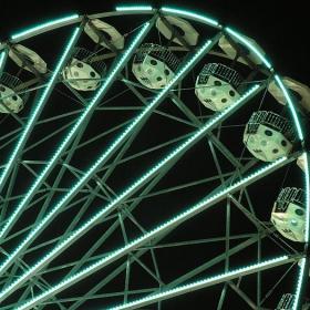 нощем в луна-парк