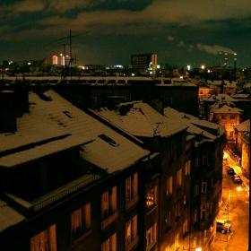 Градски зимен сън