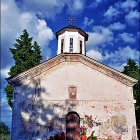Църквата на Лозенския манастир