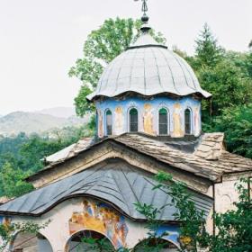 Църквата на Соколския манастир
