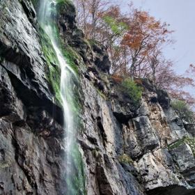 Водопадът Боров камък
