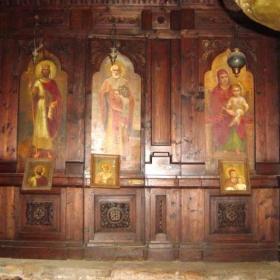 в старата църква