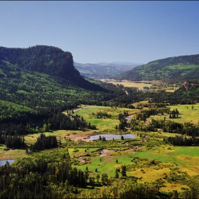Wolf Creek Valley