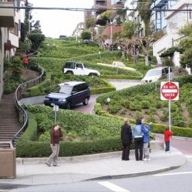 Tower Lombard St , San Francisco