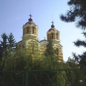 Църквата в гр.Попово