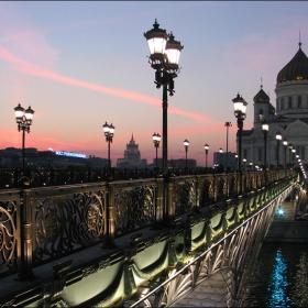 Московский вечер  1