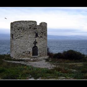 Несебър - северната кула