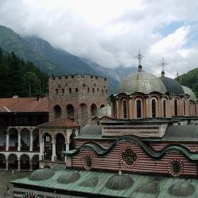 Рилски манастир 1