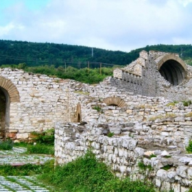 Ловеч-крепостта Хисар