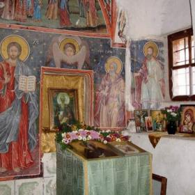 параклиса на св.Йоан Рилски