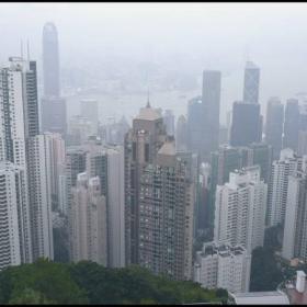 hongkong's skyline