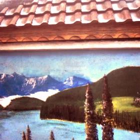 Изглед към Хималаите/