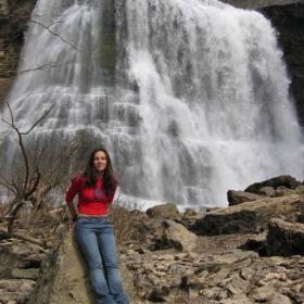 Burges Falls!