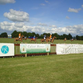 Polo Match at Beaufort (Argentine Club Cup Final)