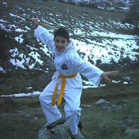taekwon-do  master