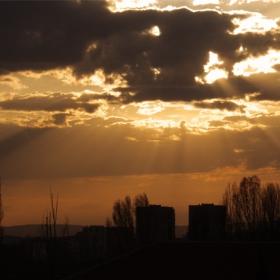 И небето се разтвори ....