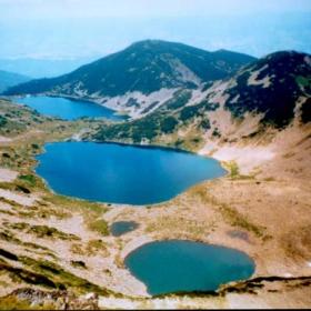 Kremenskite ezera