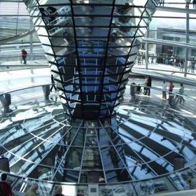 стъкления купол на райхстага