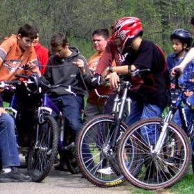 Банда BMX