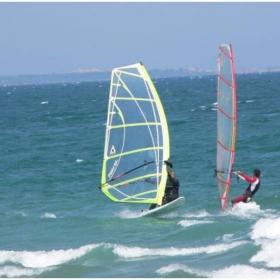 Надпревара с вятъра
