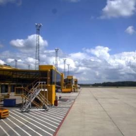 Едно селско летище