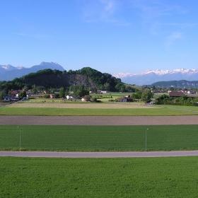 Задният двор на Швейцария