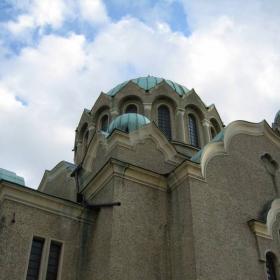 катедралата -Търново